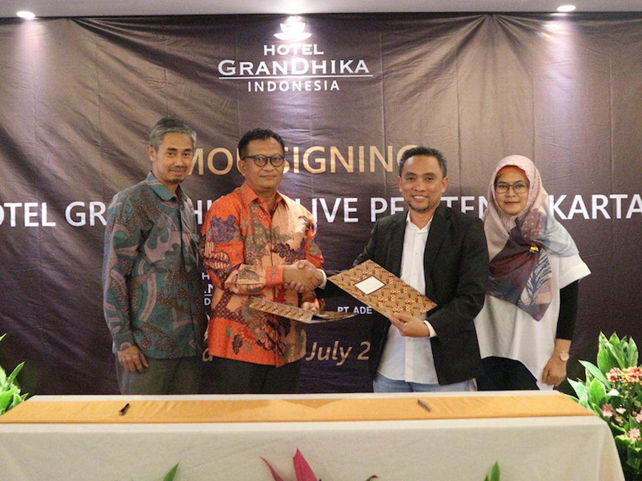 Ekspansi Hotel Grandhika Indonesia Melalui Hotel Grandhika Olive Pejaten Jakarta Grandhika Hotel