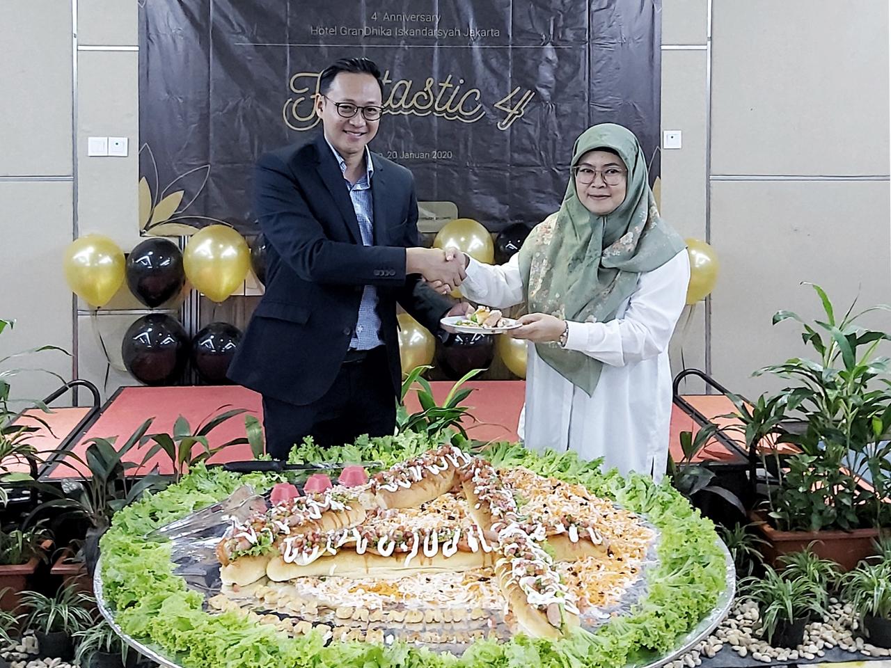 Berikan Harga Fantastic Di Ulang Tahun Ke 4 Hotel Grandhika Iskandarsyah Jakarta Grandhika Hotel